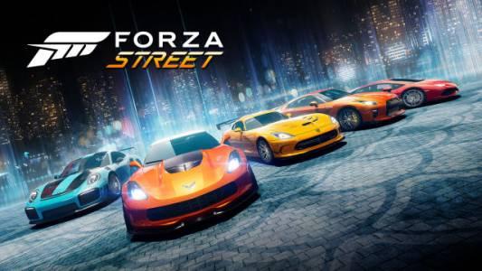 Forza Street вдига оборотите на смартфона ви от 5 май