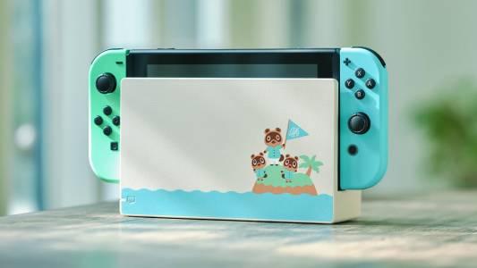 Nintendo cъветва как да изчистите вашия Switch