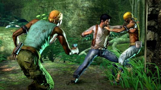 Uncharted: Drake's Fortune в 4К на РС, както никой не е очаквал (ВИДЕО)