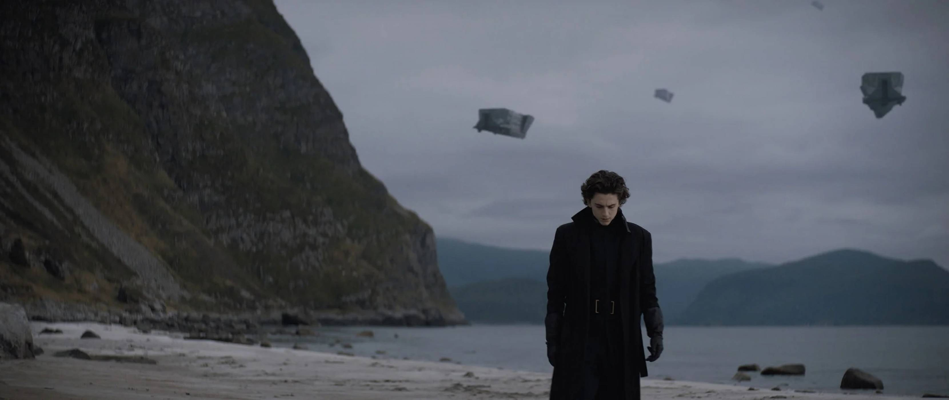 Снимки от Dune ни дават надежда за най-добрата адаптация на класиката