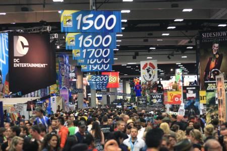 За пръв път от 50 години  няма да има San Diego Comic-Con