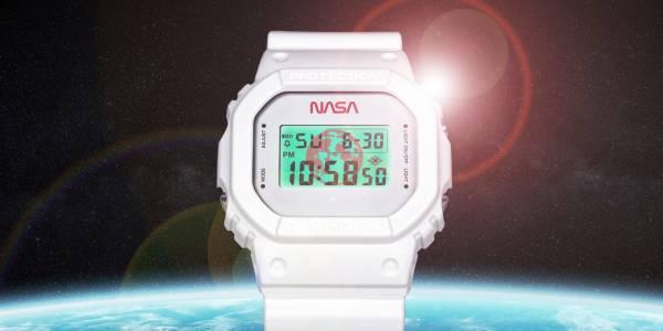 G-Shock и NASA с жестока колаборация (ВИДЕО + СНИМКИ)