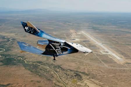 Космическият туризъм продължава с успешните си ходове