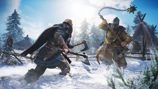 Assassin's Creed: Valhalla ще е най-бруталната в поредицата