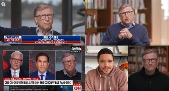 Web камерата на Бил Гейтс е нечовешка (СНИМКИ)