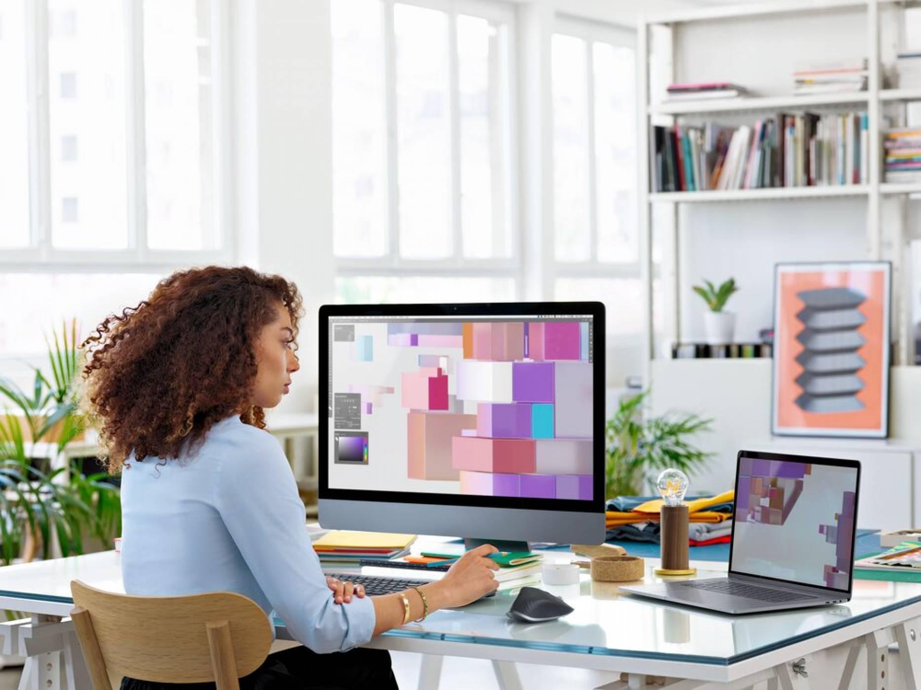 Logitech съветва как да подобрим домашния ни офис