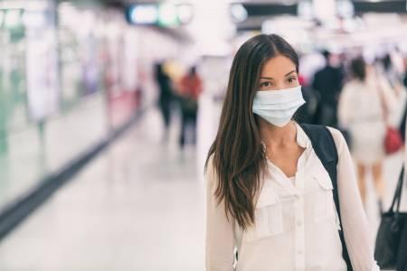 Във Франция AI ще следи носят ли хората маски
