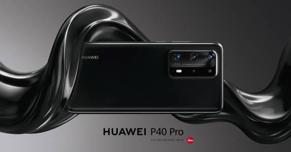 Какво се крие зад символиката на всеки един от цветовете на Huawei P40 Pro