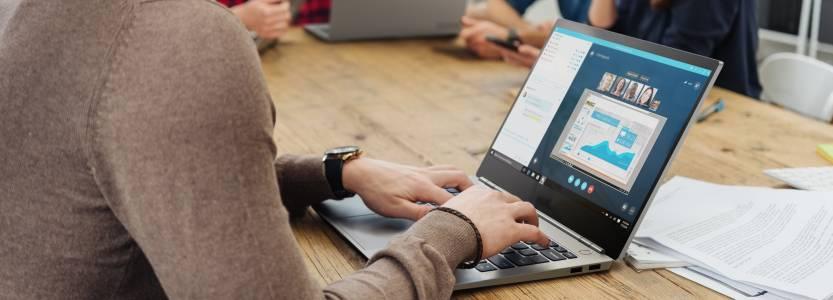 Lenovo ThinkBook - бранд за заети професионалисти