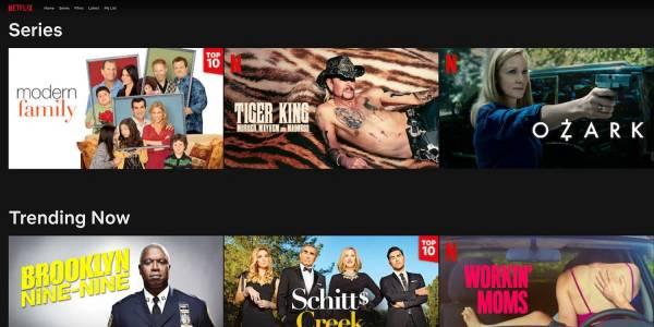 Netflix възстановява качеството на стрийминга в Европа