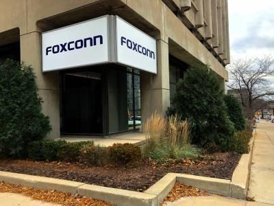 Най-голяма загуба за Foxconn от 20 години насам