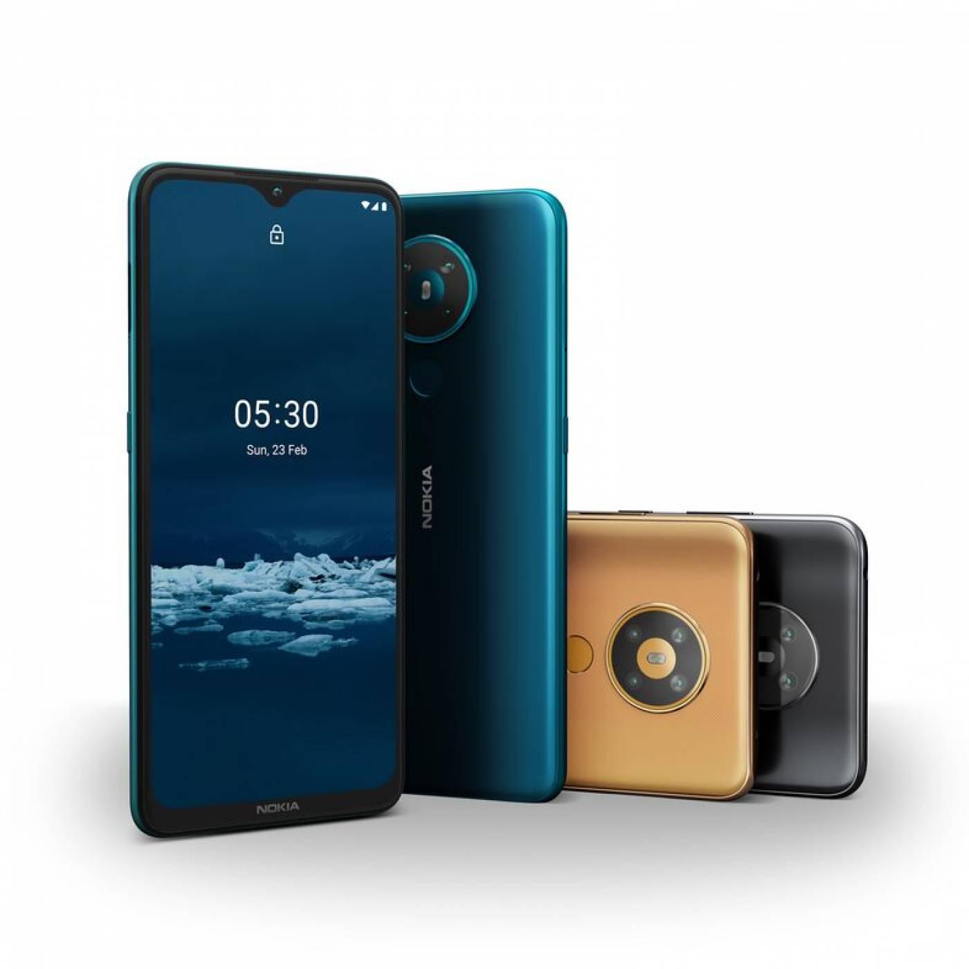 Nokia 5.3 вече е в България