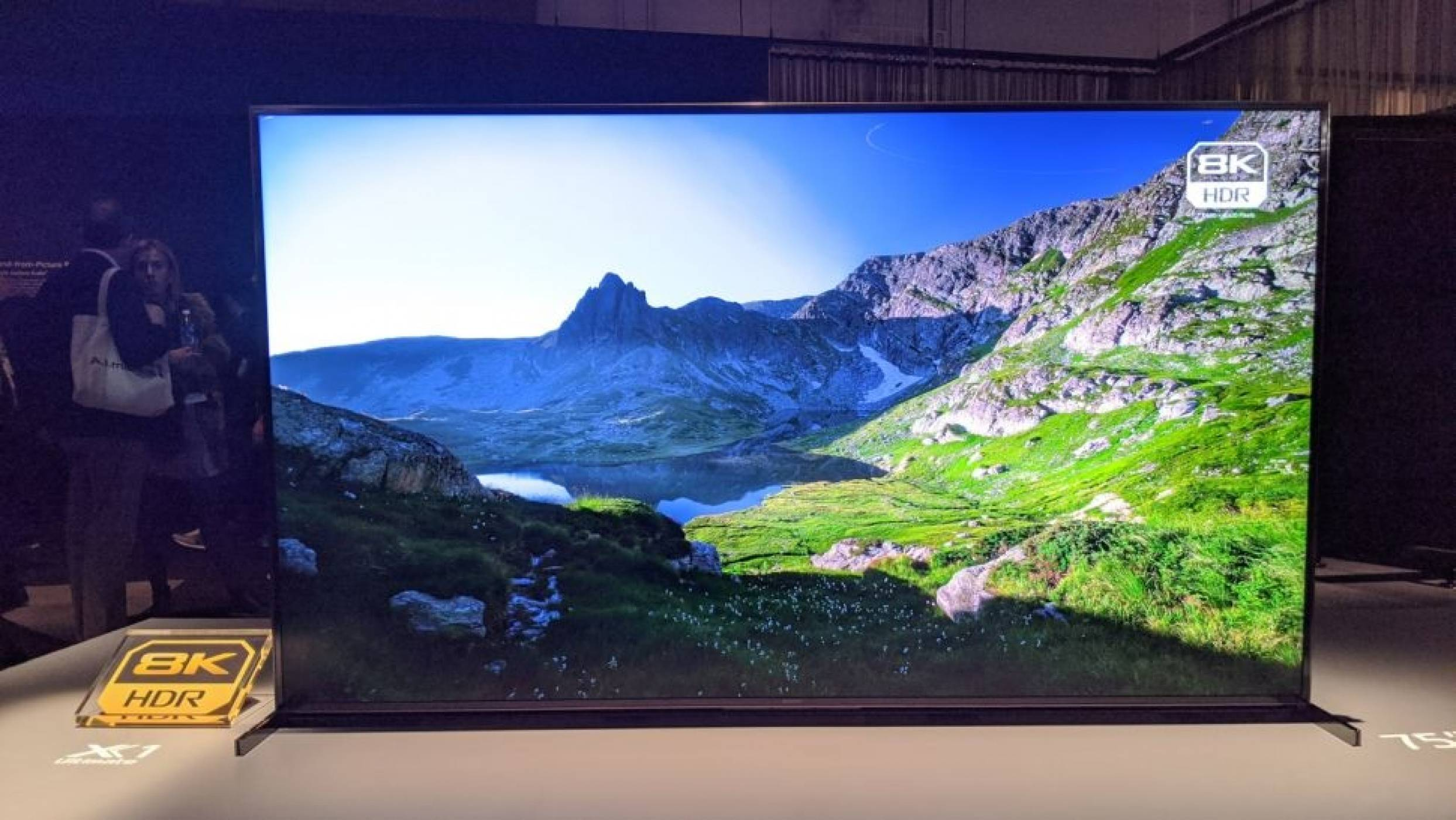 8К телевизорите на Sony за 2020 г. изглеждат изненадващо достъпни