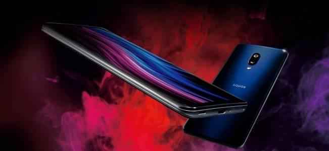 Уникалният 240 Hz-ов смартфон Sharp Aquos Zero 2 вече с цена извън Япония