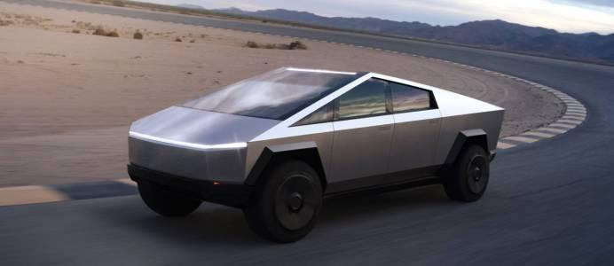 Разширете максимално гаража, ако искате в него да паркирате Tesla Cybertruck