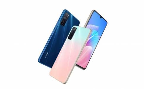 Изненадата Huawei Enjoy Z: достъпен 5G модел с 90 Hz дисплей