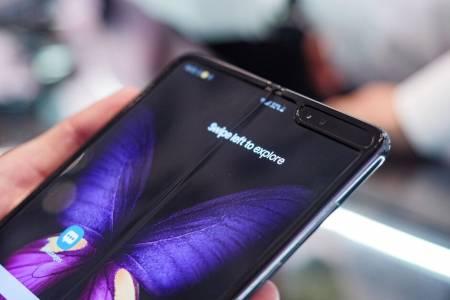 Galaxy Fold 2 се отправя към завода за масово производство