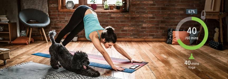 Samsung Health променя начина, по който тренираме и организираме деня си