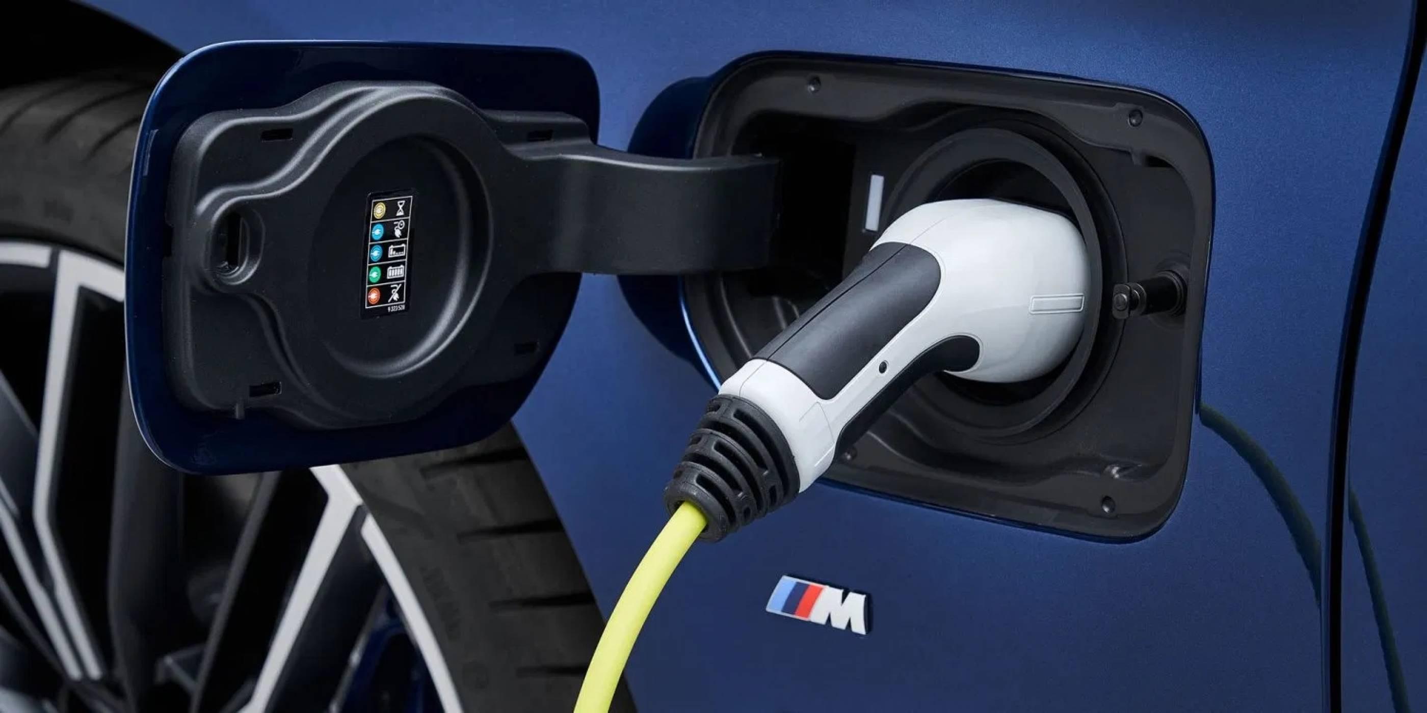 BMW готви електрически М5 жребец