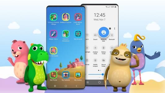 Samsung Kids - страхотно приложение за вашите деца