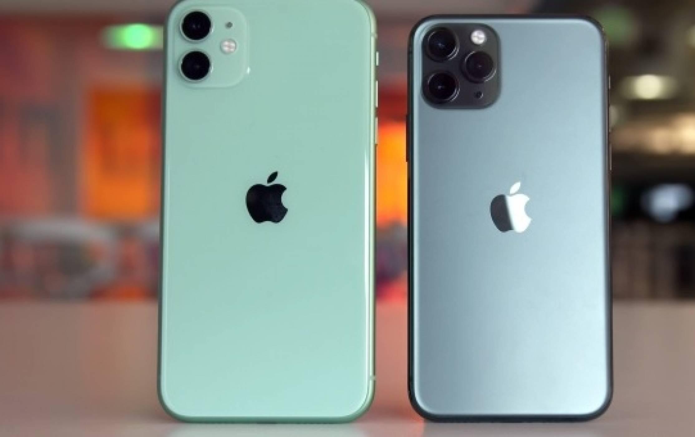 Зеленикав оттенък на дисплея тормози iPhone 11