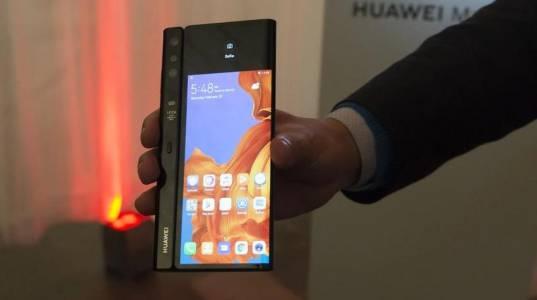 Xiaomi патентова гъвкав смартфон, копие на Huawei Mate X