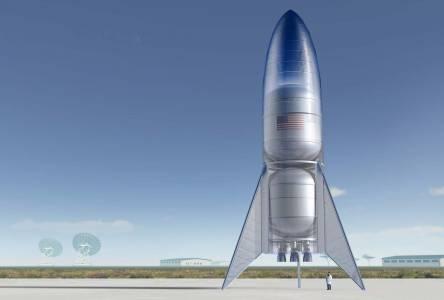 Starship е приоритет за Space X и Илон Мъск
