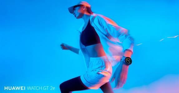 HUAWEI WATCH GT 2e: по-спортен, свеж и универсален