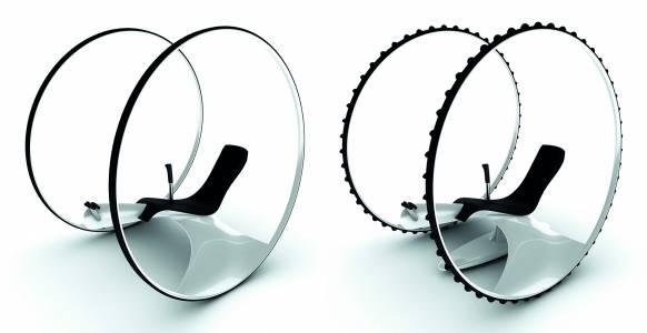 6 забавни и футуристични идеи за нов вид велосипед