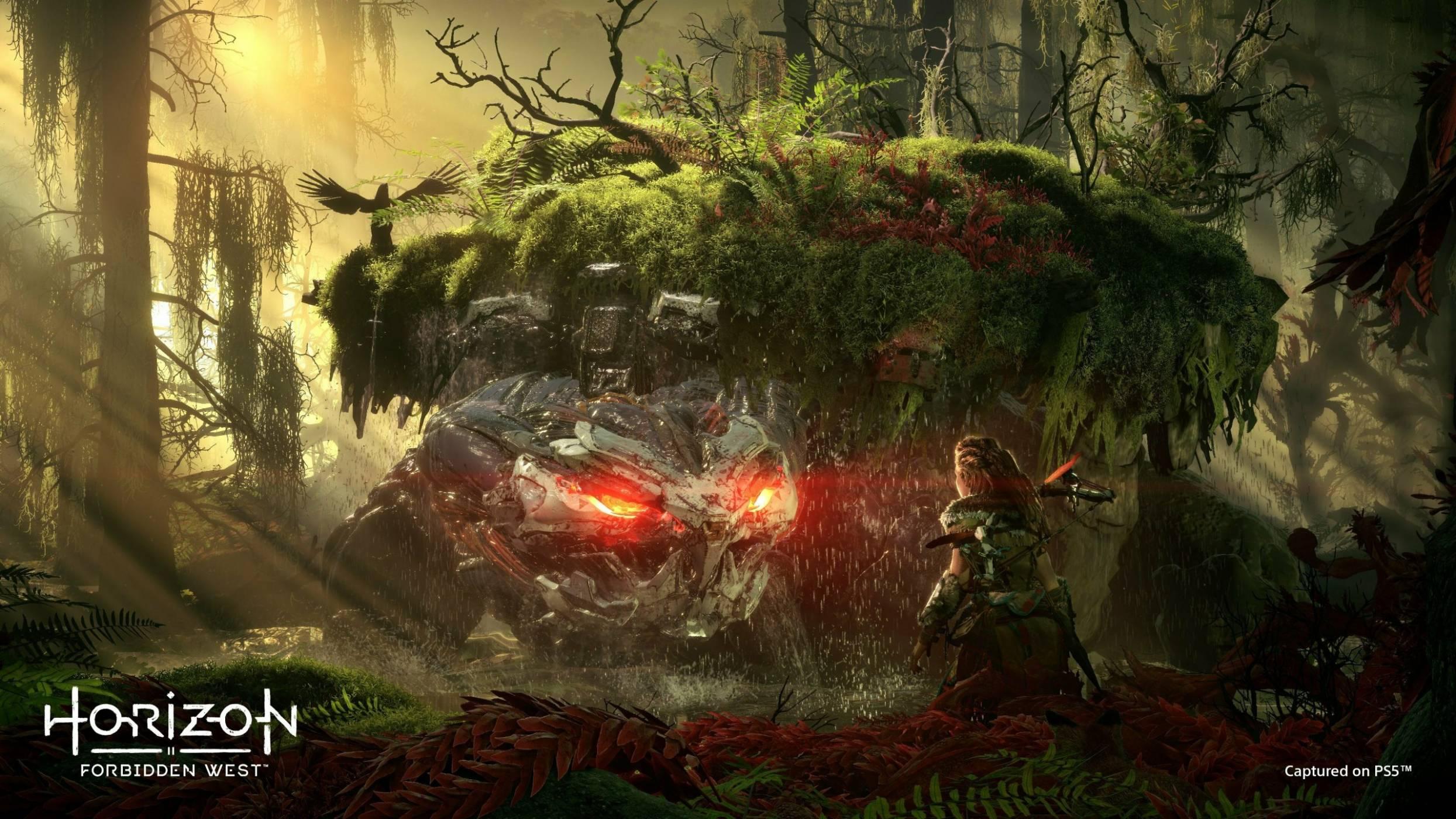 PlayStation 5 ексклузивът Horizon Forbidden West няма да има зареждащи екрани (4K ВИДЕО)
