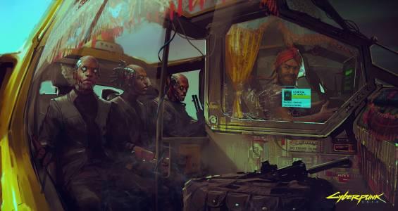 PS4 версията на Cyberpunk 2077 ще върви и на новия ви PS5