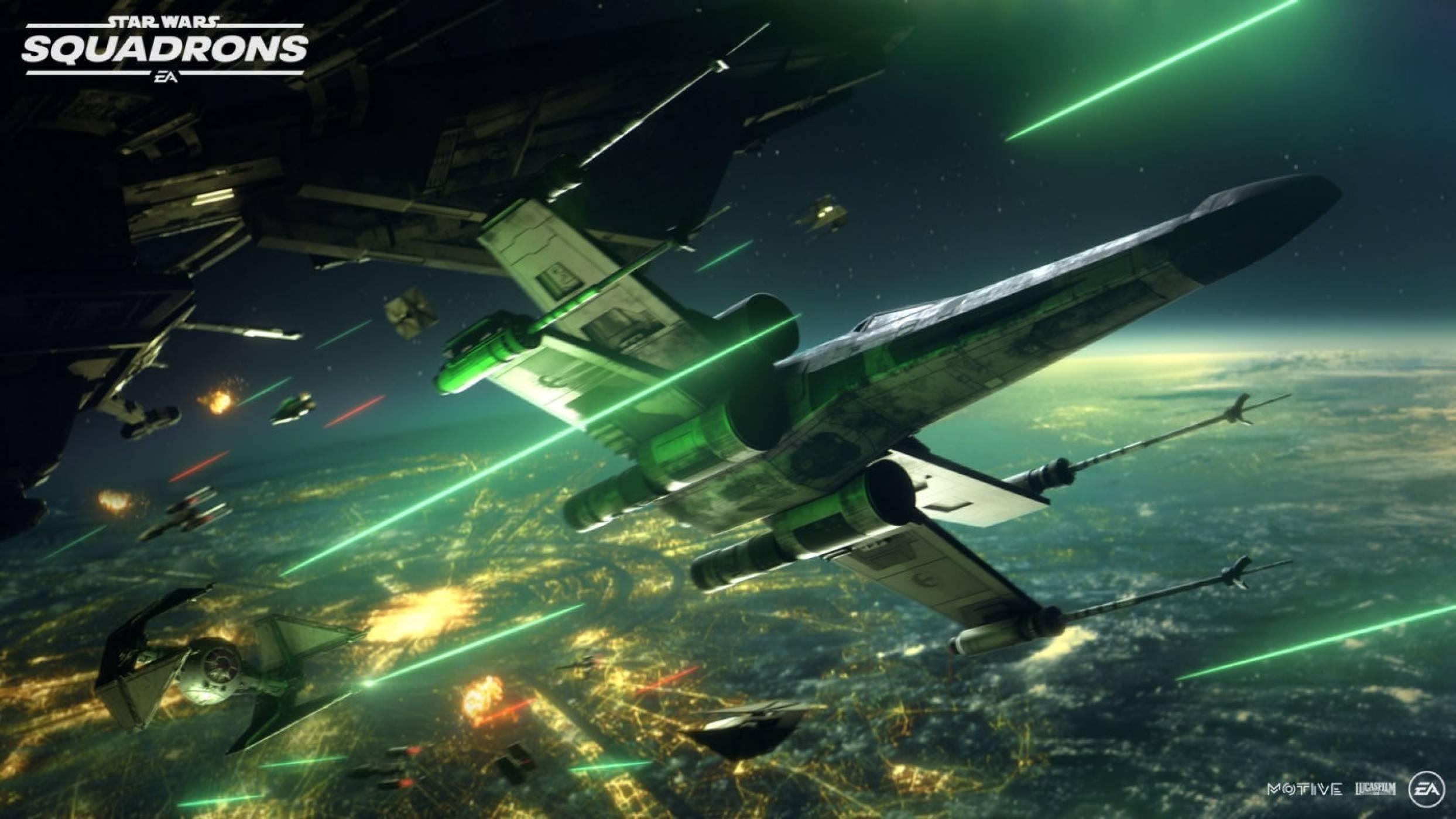 Star Wars: Squadrons няма да изисква допълнителни плащания