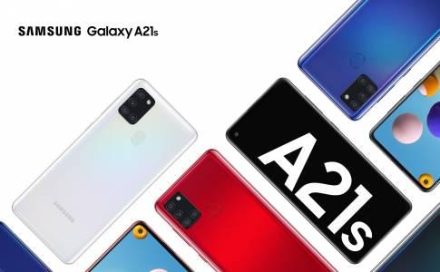 Чудният Samsung A21s е наличен в България!
