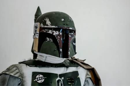 Ако имате излишни $225 000, можете да ги похарчите за тази Star Wars фигурка