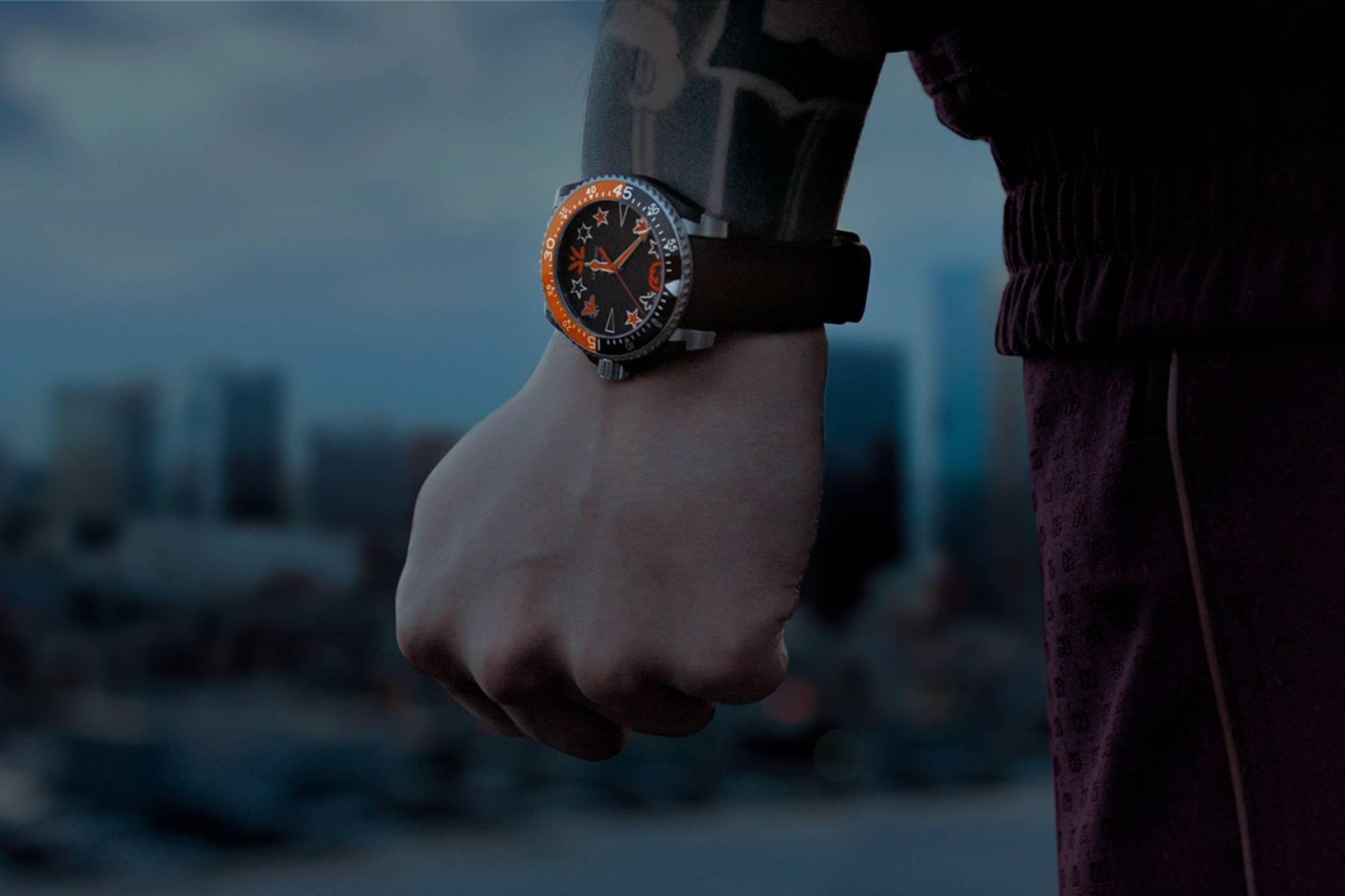 Gucci се потапя в света на гейминга с уникален часовник (СНИМКИ + ВИДЕО)