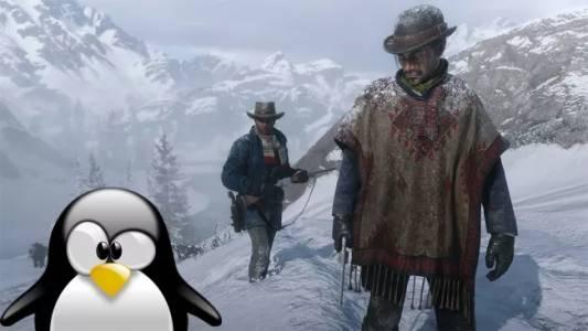 Red Dead Redemption 2 върви по-бързо на Linux, отколкото на Windows 10 (ВИДЕО)