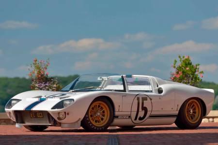 Една от най-редките коли в света ще се продаде на търг (СНИМКИ)