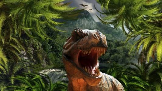 Google ви показва динозаври в реалния свят чрез разширена реалност