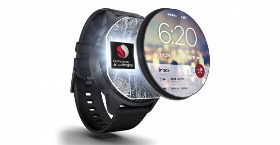 Qualcomm най-после представи нов чип за смарт часовници