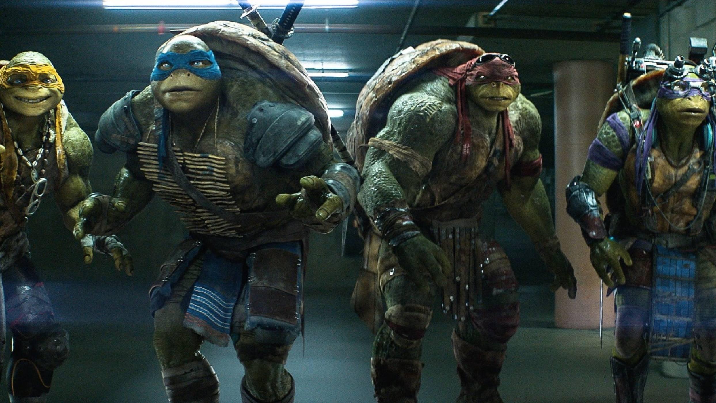 Задава се нов филм за Костенурките нинджа начело със Сет Роугън