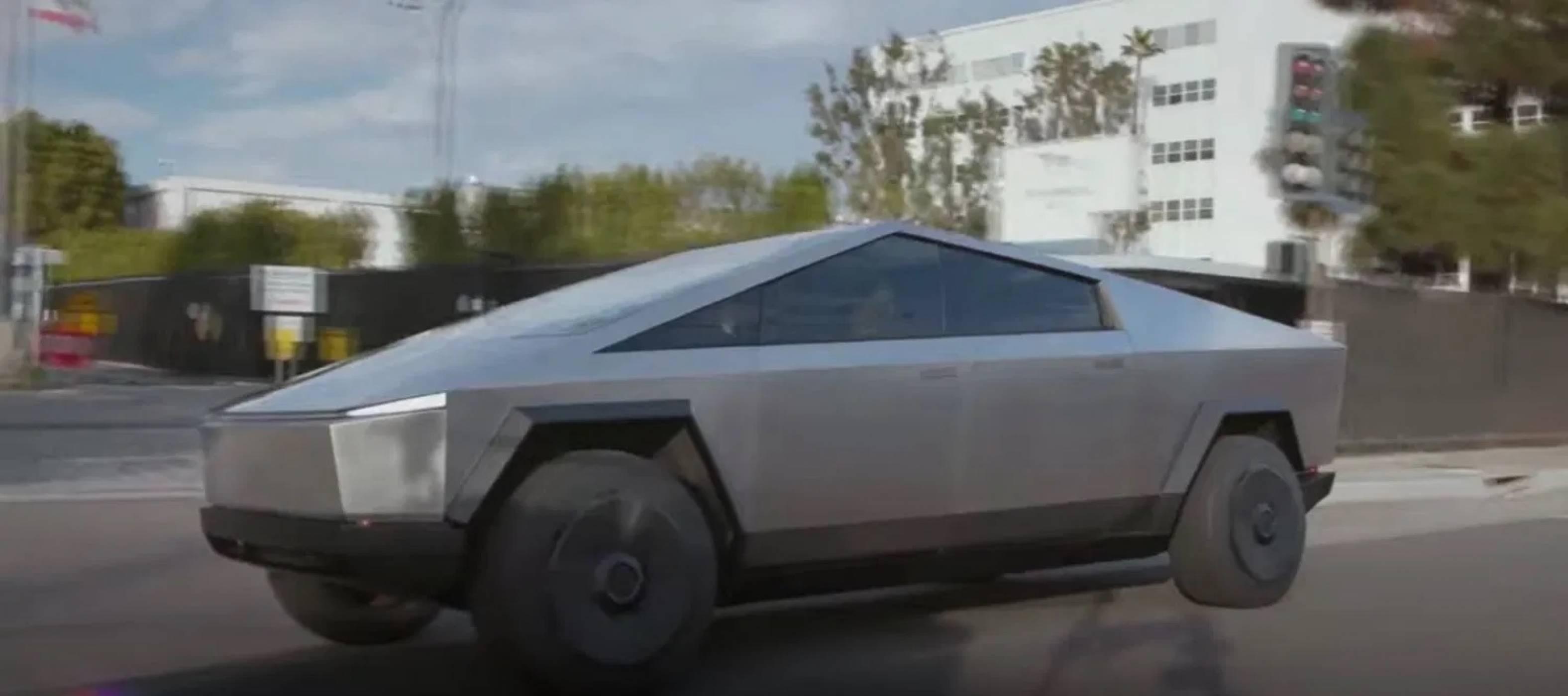 Tesla Cybertruck ще обикаля Америка, за да убеждава в класата си (ВИДЕО)