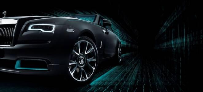 Rolls-Royce Wraith Kryptos е луксозна криптограма на четири колела (ВИДЕО)