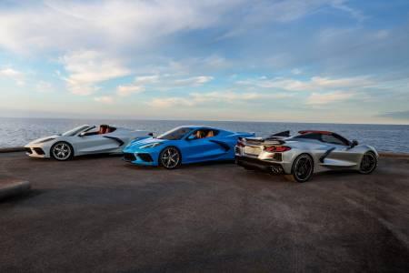 Corvette Stingray 2021 е перфектната кола за всеки с iPhone