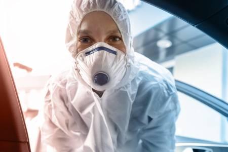 Близко сме до маска за многократна употреба, ефективна колкото тези със защита N95