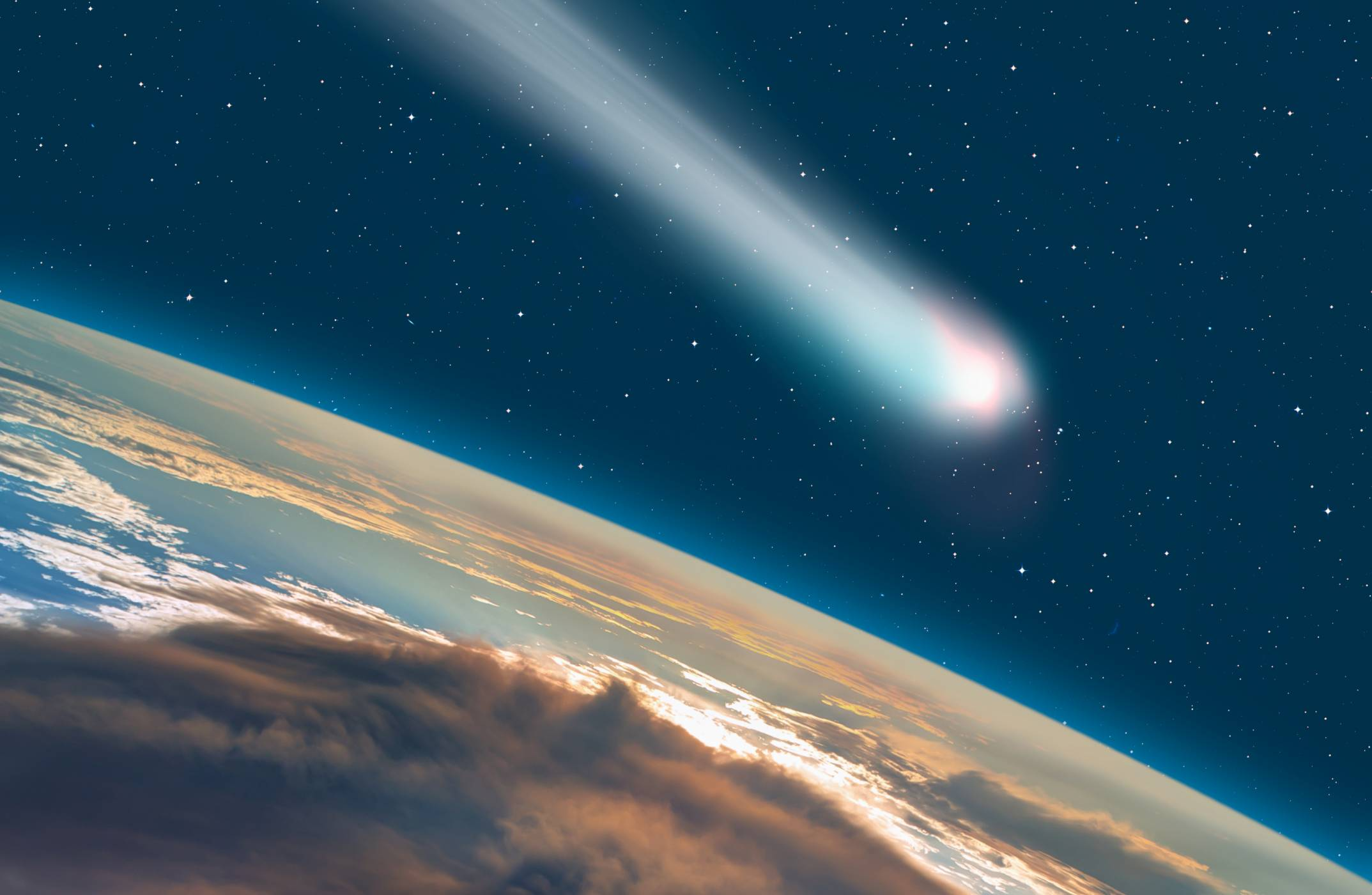 В момента може да видите комета, която няма да се върне в близките 6000 години