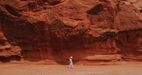 Неочакван нов претендент в надпреварата за Марс изстрелва космически кораб съвсем скоро