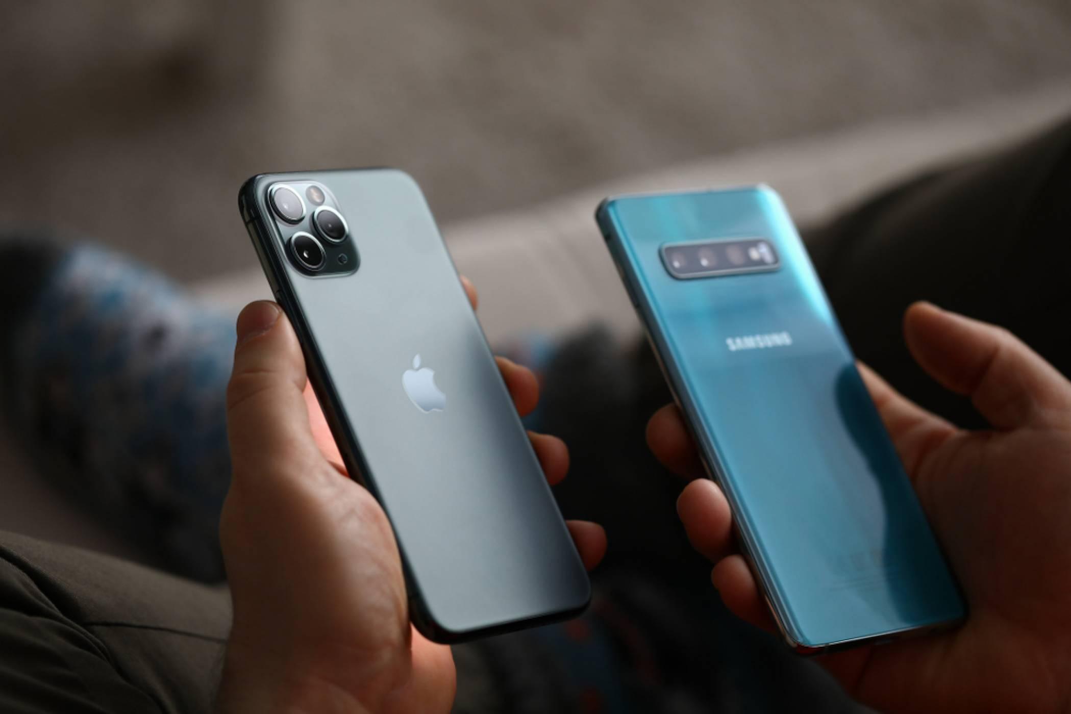 Apple плати рекордна неустойка от почти 1 млрд. долара на Samsung