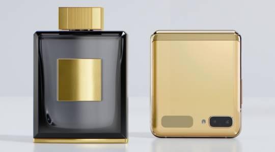Златният Samsung Galaxy Z Flip дебютира в България