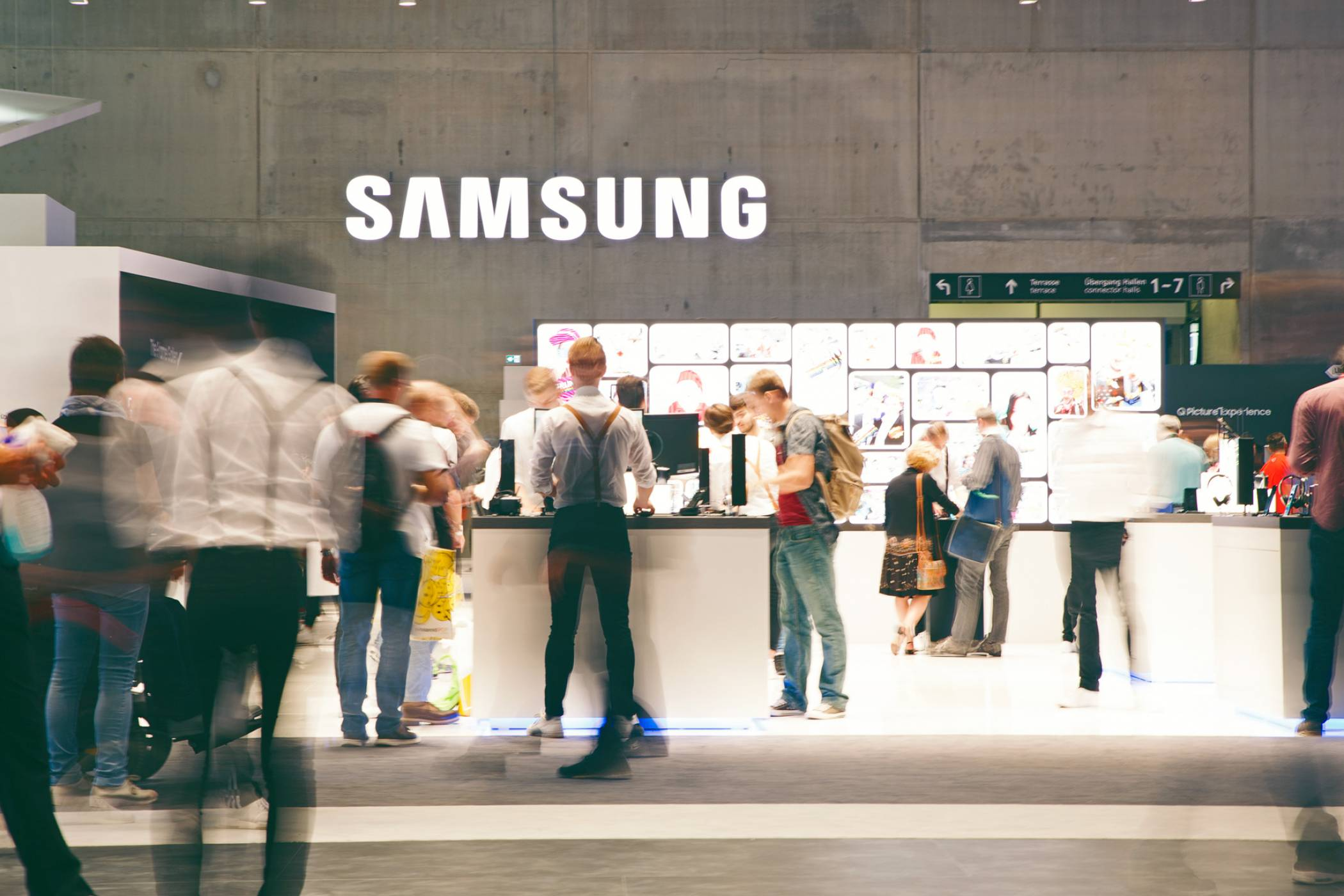 Вижте бъдещето на Samsung