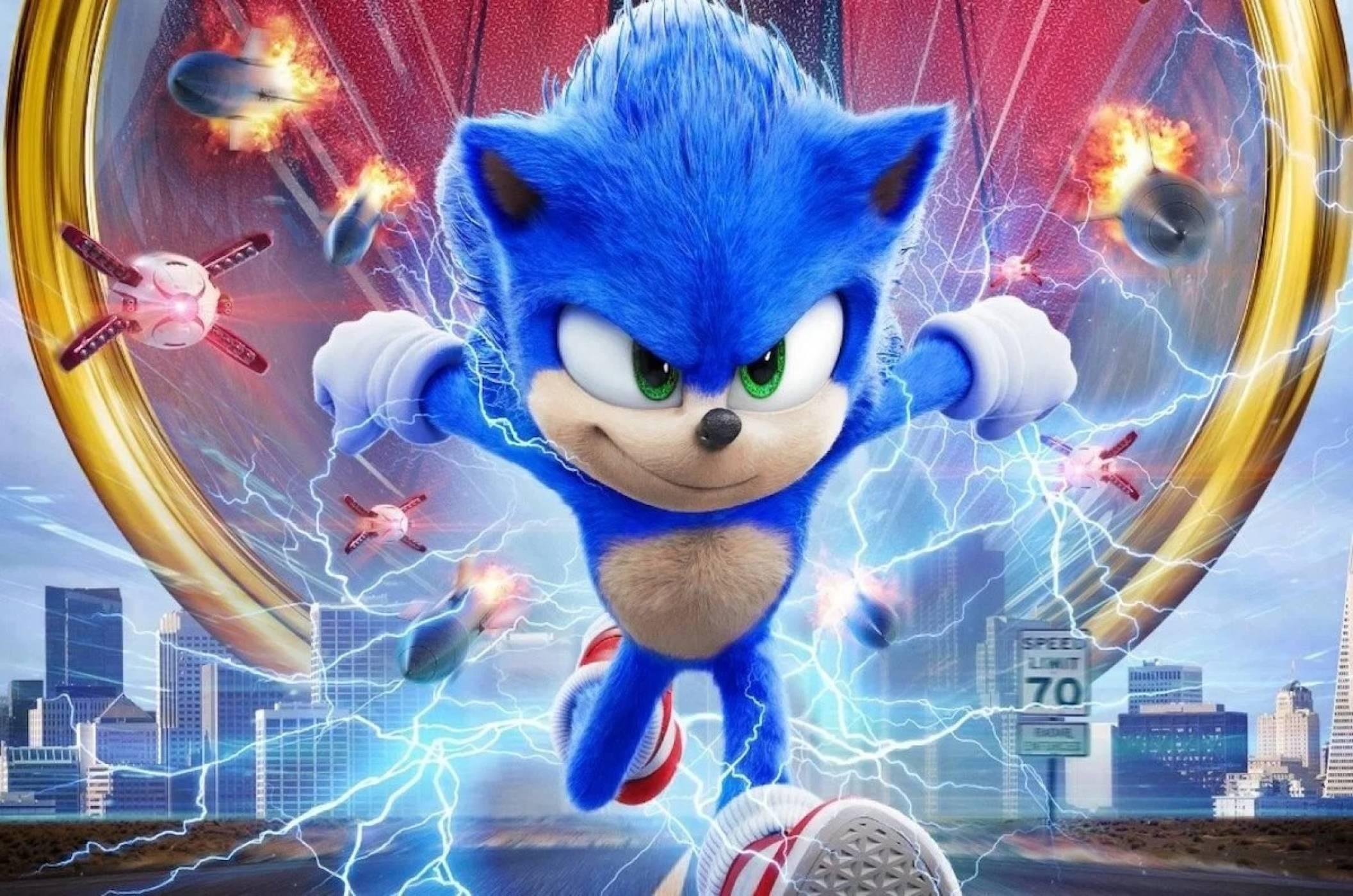 Кино изненадата Sonic the Hedgehog с продължение през 2022 г.